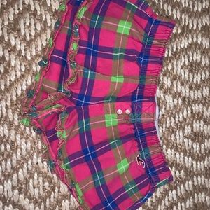 Hollister Pajama Shorts